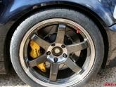 BMW M3 E46 with Brembo Brakes and Volk TE37 Wheels