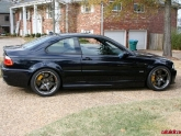 BMW M3 E46 with Brembo Brakes and Volk TE37 Wheels