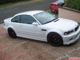 BMW M3 Time Attacks