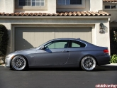 Quincy's BMW 335I with BBS LM 19inch Wheels