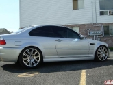 Mikes BMW M3 E46 with AP Headers