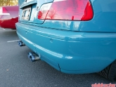Agency Power Exhaust on BMW M3