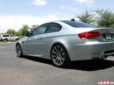 Jeff's E92 BMW M3 Lowered with Springs