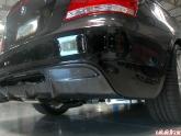 Ap Carbon Fiber Rear Diffuser