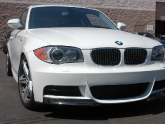 Agency Power Carbon Fiber BMW 135 Front Splitter