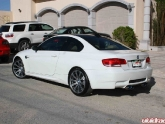 E92 Bmw M3 With Agency Power Exhaust And Afe Intake