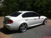 BMW E90 M3 with Vossen, StopTech, Arkym, Dinan