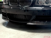 Agency Power Carbon Fiber Front Splitters Bmw 135i