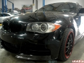 Bmw 135i With Issforged And Agency Power