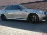 BMW M5 Advan Wheels