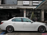 BMW 5Series with HRE 790R