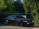 Matt's Murdered Out E46 Bmw M3