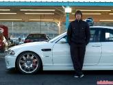 Bucky's Vivid Built BMW M3