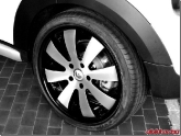 Forgiato Otto 19x8 5x120 Wheels Mini Cooper S