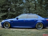 BMW M5 with Brembo Brakes