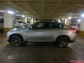 BMW X6 with Vossen CV1 22x9 front and 22x10.5 rear