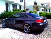 Hector E92 M3 With Agency Power Exhaust