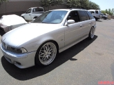 JRod's BMW 5 Series Wagon