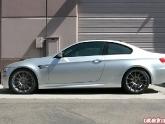 HRE P43 Gloss Charcoal with Blue Pin Stripe BMW E92 M3