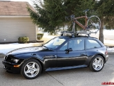 BMW Z3M Coupe with VF Supercharger