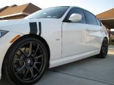 Weds Sport SA-55m Wheels BMW 335I