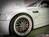 Will BMW E46 M3 with Rotora 6piston Brake kit