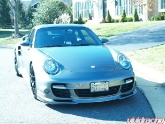 Brandon's Porsche 997 Turbo