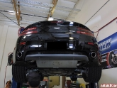 Quicksilver Exhaust on Aston Martin Vantage