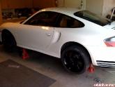 Bucky Porsche 996TT Build