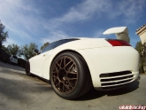 Hre R40 18 Inch Wheels With Pirelli Slicks Porsche 996tt