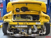 Vivid Racing Turbo Upgrade Kit Porsche 996C4S