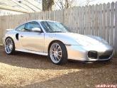 Chuck's 996TT w/IForged Monaco Wheels