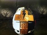 Coco Zurita 2011 XGames Helmet