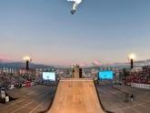 Coco Zurita Mega Ramp BMX in Chile