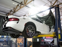 Corsa Exhaust Installed on Dodge Viper