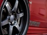 Subaru STI Cosworth Volk G2 Wheels Toyo Tires
