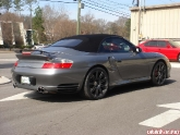 Curts 996TT Cab with HRE P41 Wheels