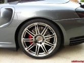 Porsche 996TT Cab with HRE P41 Wheels
