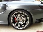 Porsche 996TT Cab with HRE P41 Wheels