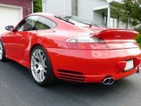 Ma Porsche 911 Turbo 2001