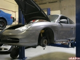 Dan's 996C2 with Bilstein and Agency Power Suspension