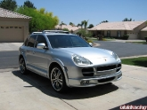 Porsche Cayenne S with Jubily Body Kit