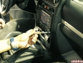 Dice iPod Installed on 2004 Cayenne S