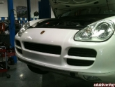 Cayenne Front Bumper Before Drl's