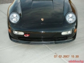 Dave Chapman's Porsche 993 RSR Look Alike