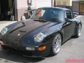 Dave Chapman Porsche 993