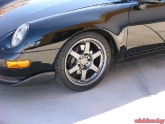 More TE37 pictures on the Porsche 993