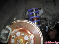 Day 3 - Project Pepsi Brakes and Coilovers