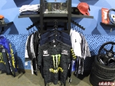New DC Shoes Displays at Vivid Racing