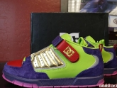 DC Shoes Biltmore 80's Green Purple